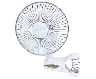 Six Inch Clip On Fan
